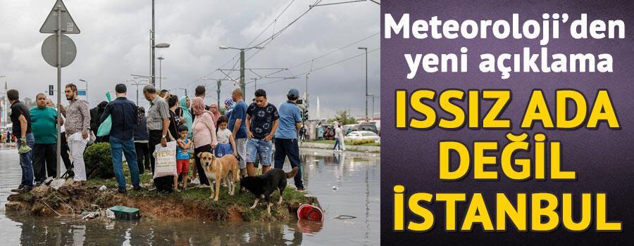 Meteoroloji açıkladı: İstanbulda son durum...