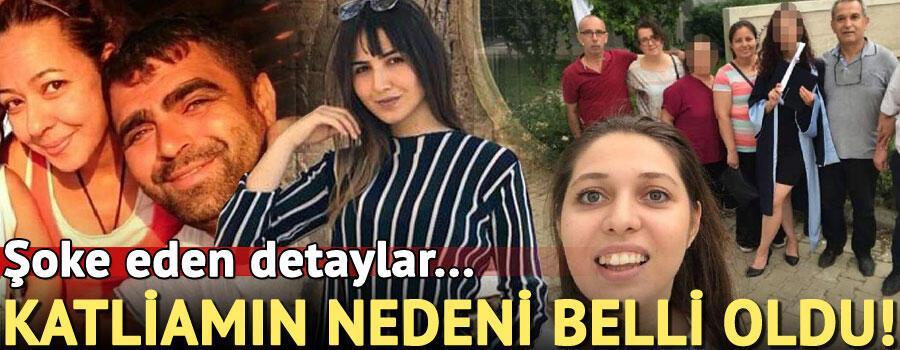 Aydın'daki katliamın nedeni belli oldu Şoke eden detaylar...