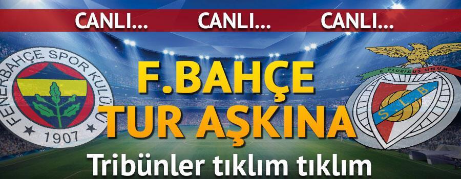 Fenerbahçe Benfica Şampiyonlar Ligi maçı hangi kanalda saat kaçta şifresiz mi