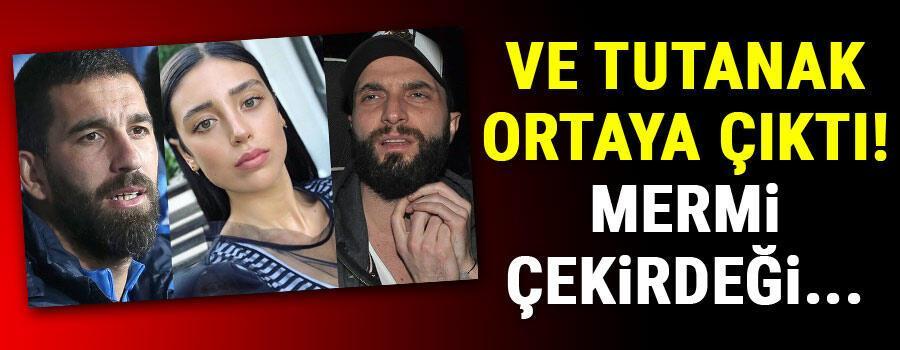 Arda Turan ve Berkay arasında yaşanan olayın polis tutanağı ortaya çıktı