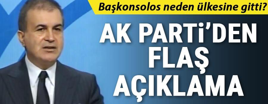 AK Partiden af ve Cumhur İttifakı açıklaması