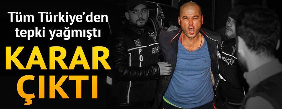 Murat Özdemir için karar belli oldu
