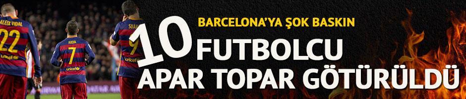 Barcelona UEFA dominant shock!