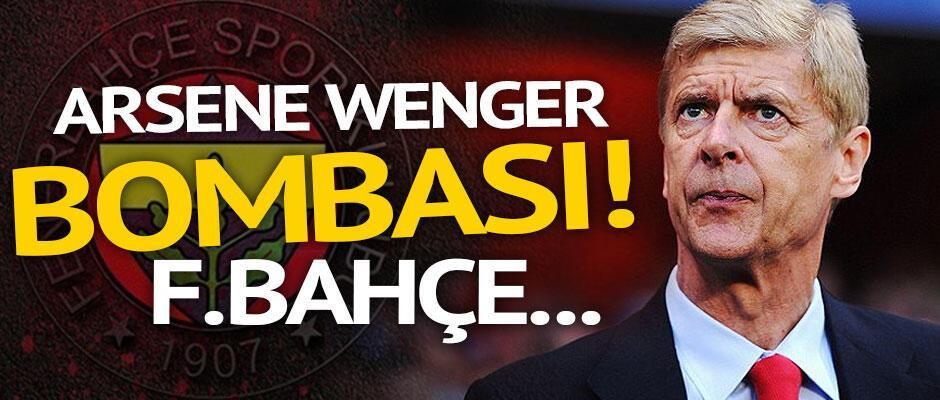 Arsene Wenger bombası Fenerbahçe...