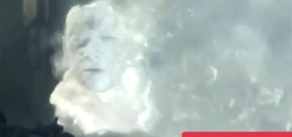 Spectral filminde gizlenmiş figür Erdoğan mı
