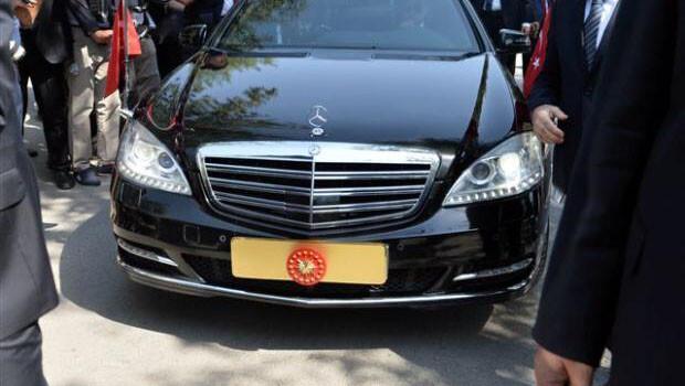 Erdoğan'ın yeni makam otomobili - Ekonomi Haberleri