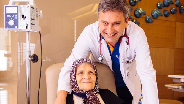 Prof. Dr. Mustafa Özdoğan'la kanser üzerine