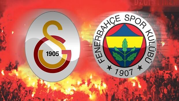 Galatasaray ve Fenerbahçe'nin Muhtemel ilk 11'leri