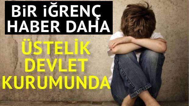 Aile ve Sosyal Politikalar İl Müdürlüğü'nde görevli memur çocuklara cinsel tacizden gözaltında