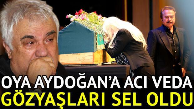 Oya Aydoğan'a acı veda