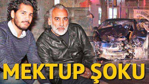 Sinan ve Rüzgar Çetin'den şehit polisin ailesine mektup