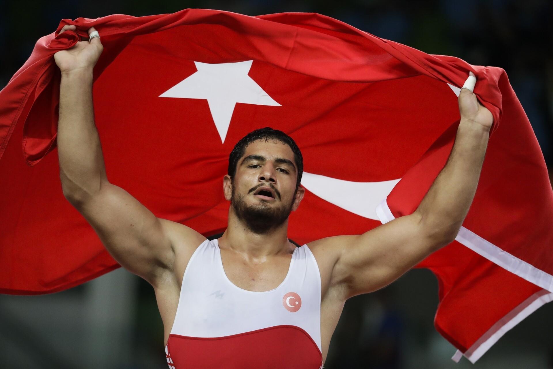 TÜRKİYE Sports - cover
