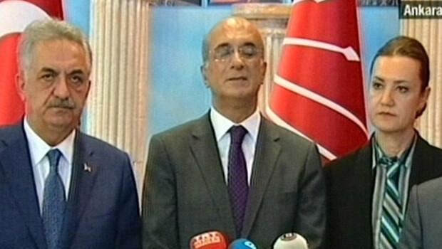 AK Parti'den CHP'ye ziyaret