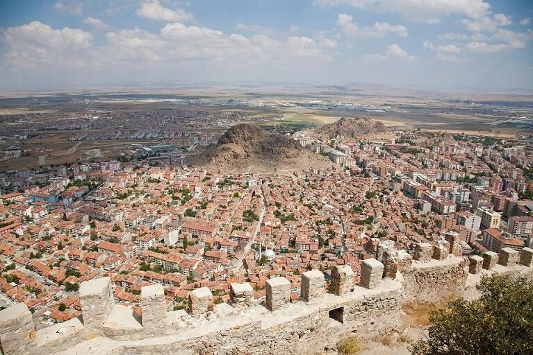 Anadolu nun kilidi Afyon