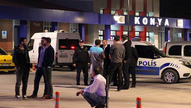 Konya'da 17 yaşındaki genç bomba ihbarı yaptı tren garı boşaltıldı
