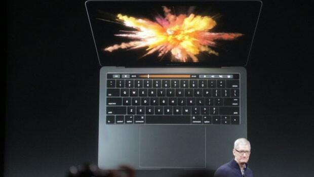 Apple Macbook Pro ve Macbook Air'i tanıttı