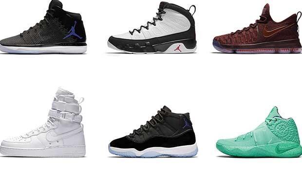 Bu ayakkabılar basketbol tarihine damga vurdu