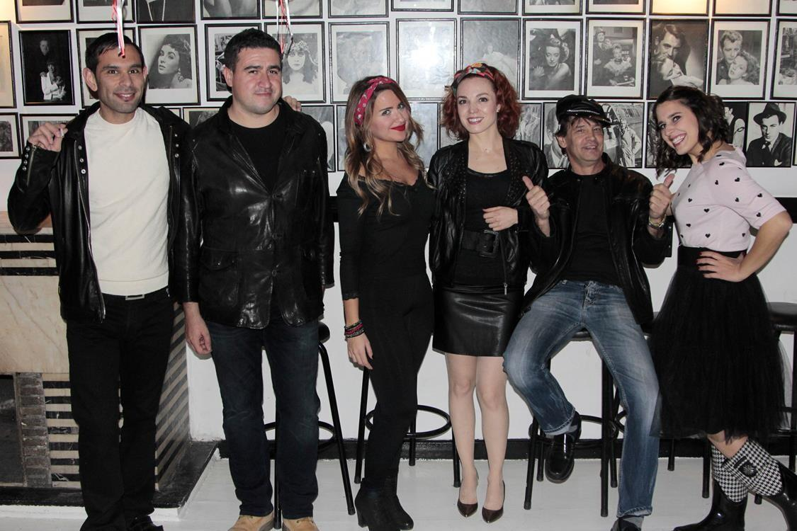Grease partisi
