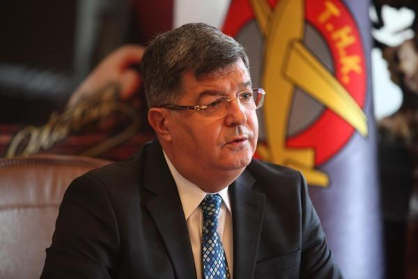 THK Başkanı Atılgan yolsuzluk iddiasına ilişkin basın toplantısı düzenledi
