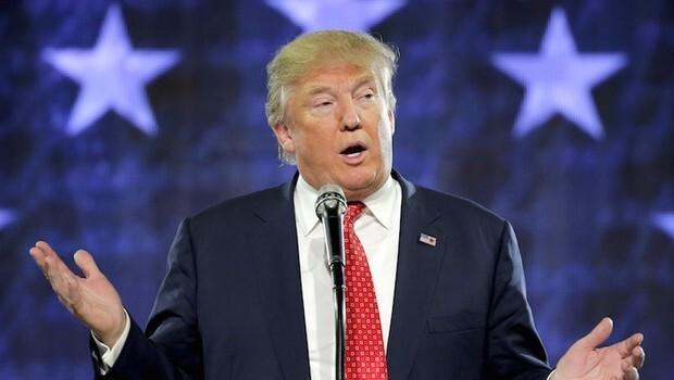 Trump Her biriyle 5 dakika konuşursam ülkeyi terk etmezler