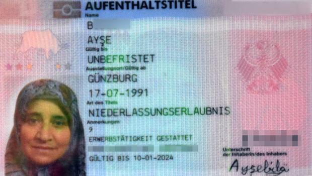 Sahte kimlikle Alman vatandaşlığı almış