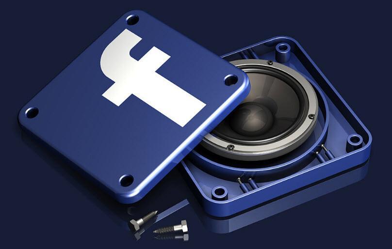 Facebook'ta radyo yayını başlıyor