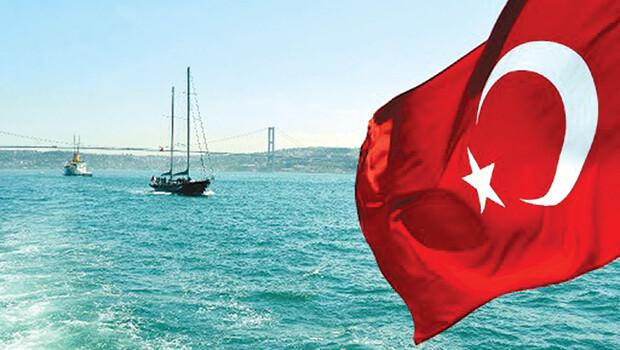Türk bayrağı takan yata vergi harç yok