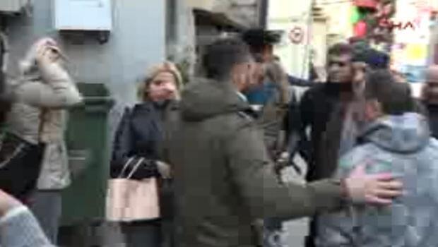 Arap turistler arasında hırsızlık ve dayak iddiası