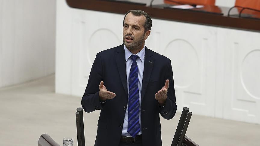 MHP'li Saffet Sancaklı'dan 'istifa' açıklaması