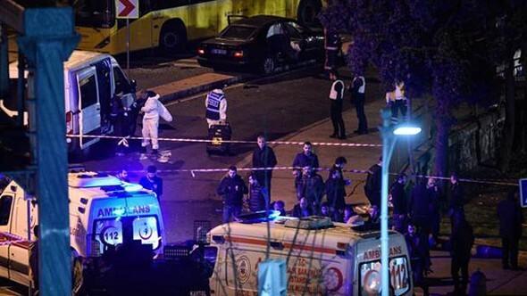 Beşiktaş saldırısında 10 kişi tutuklandı