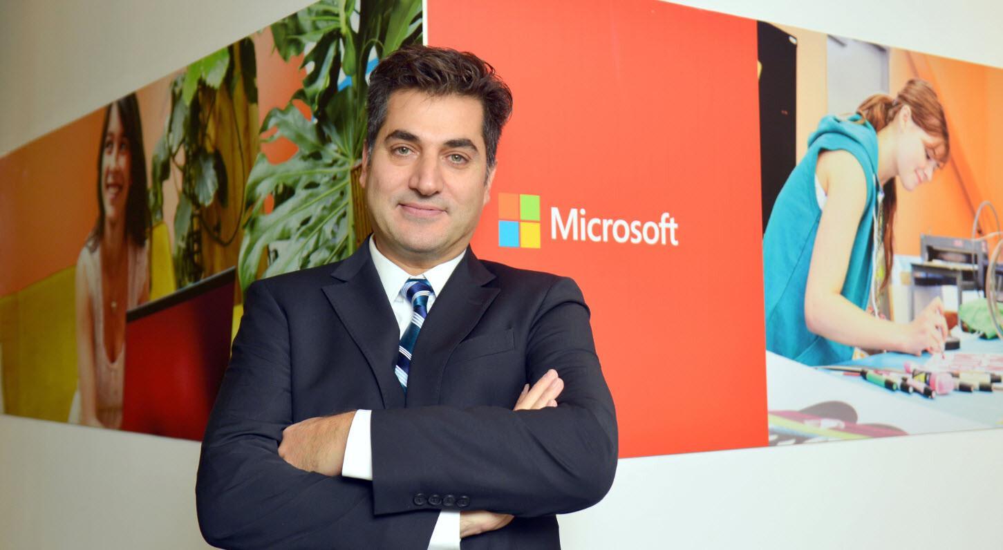 Microsoft Türkiye'de önemli atama