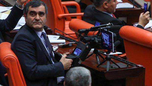 Meclis'te canlı yayın sistemi kurdu