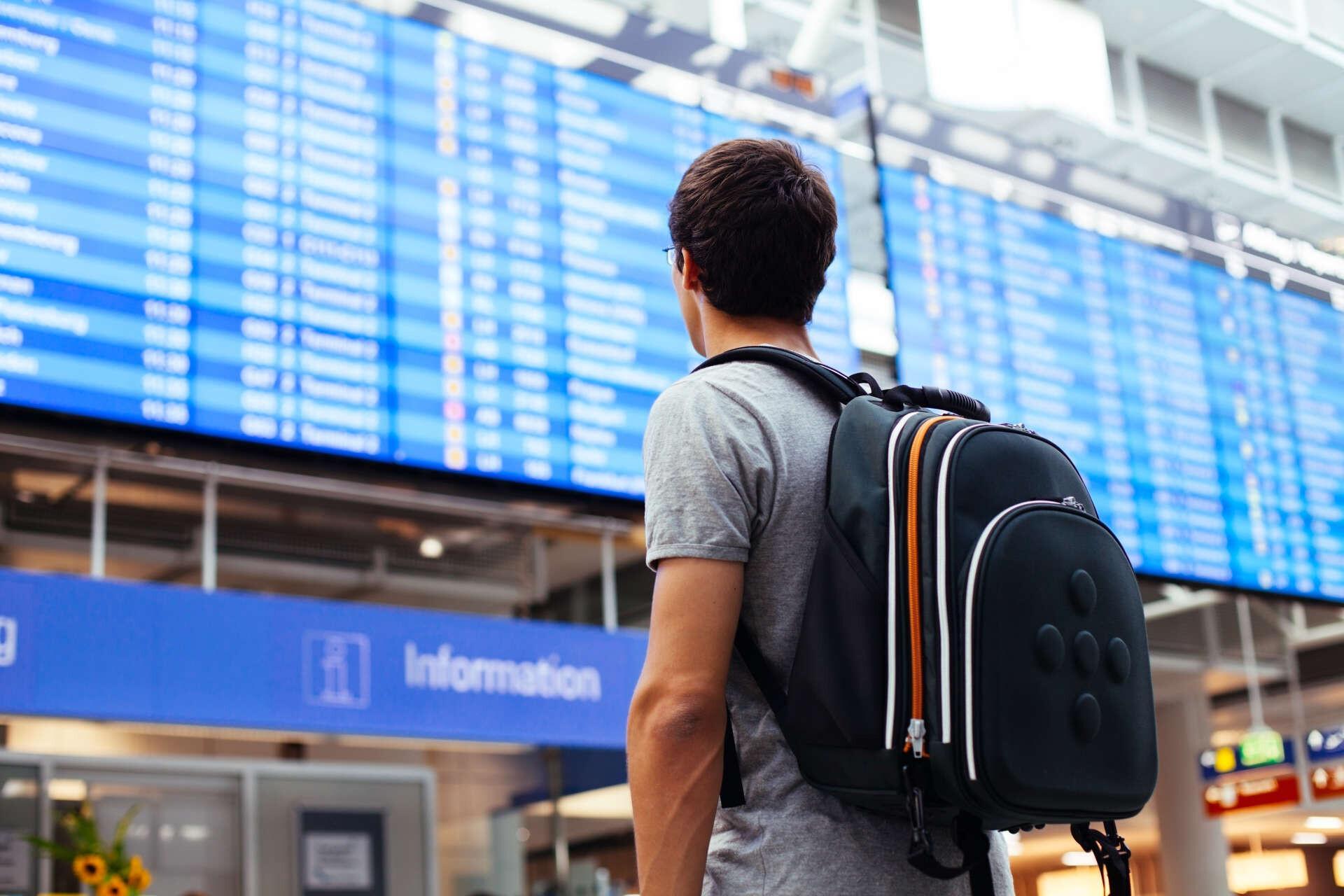 Havayolları arasında en dakikler en rötarlılar