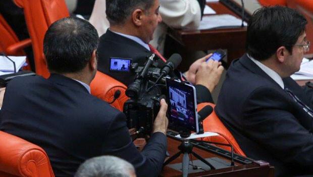 Vekil TV' 55 saat canlı yayın yaptı