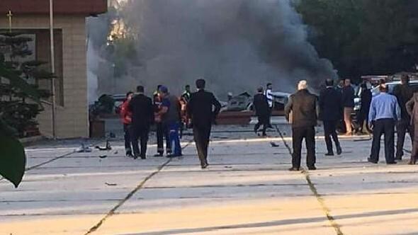 Adana Valiliği saldırısında flaş gelişme Her şey itiraf etti