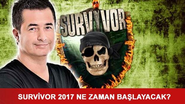 Survivor 2017 ne zaman başlayacak