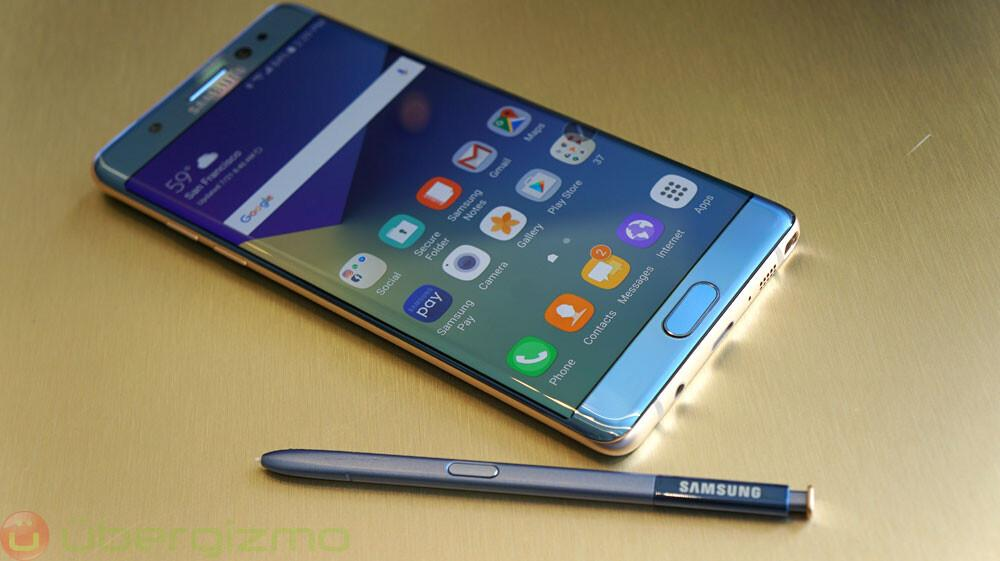 Samsung Galaxy Note 7 için tarih verdi