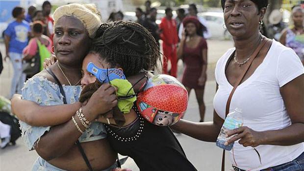 Miami'de şok saldırı