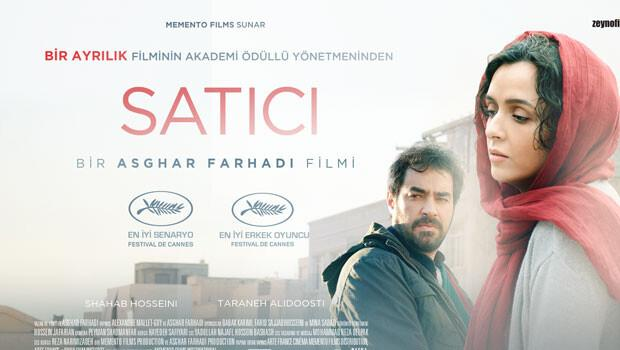 Satıcı-The Salesman sinemalarda