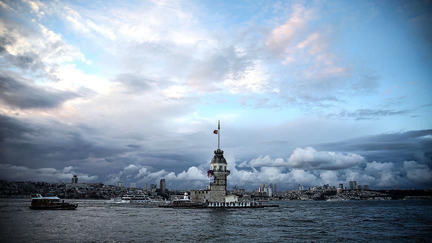 İstanbul'a 15 yılda ülke nüfusundan fazla turist geldi