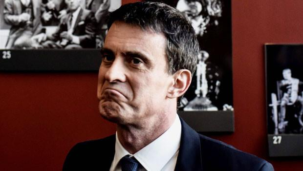 Valls Şiddetle demokrasi olmaz