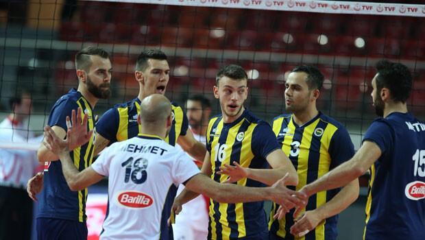 Fenerbahçe 3 - Hapoel Mate 0