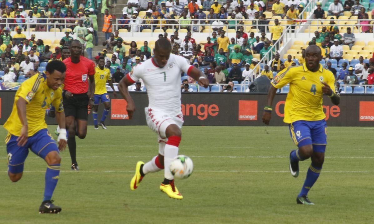 Gabon 1 - Burkina Faso 1