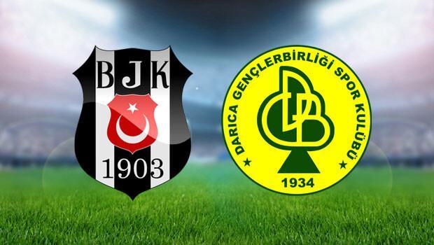 Beşiktaş Darıca Gençlerbirliği maçı hangi kanalda saat kaçta şifresiz mi
