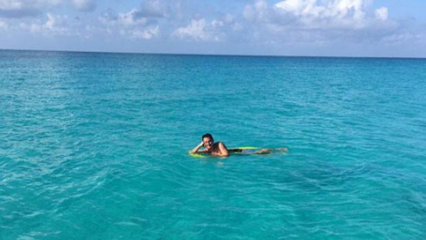 Acun Ilıcalı'nın Dominik'ten paylaştığı fotoğraf olay oldu