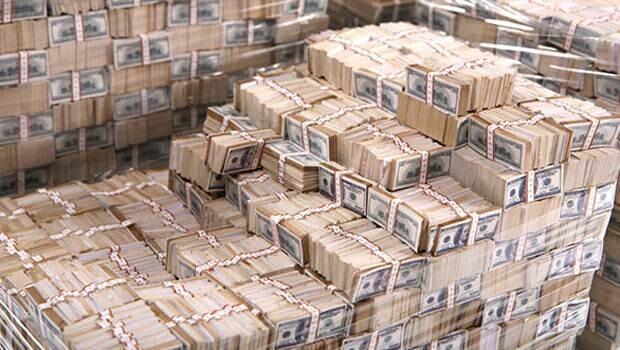Merkez'in döviz rezervi 95 29 milyar dolara geriledi