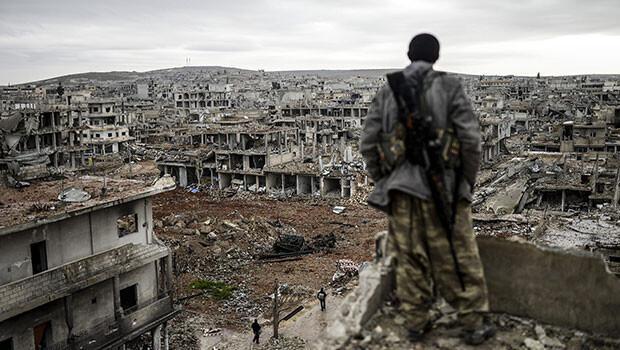 Suriye de çözüm masası kuruluyor