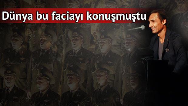 ENBE den Kızıl Ordu Korosu jesti