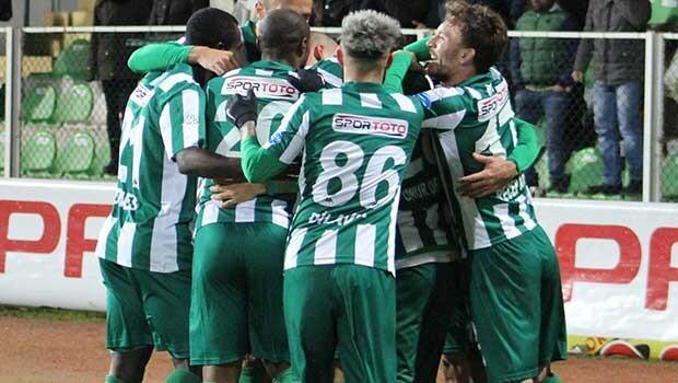 Giresunspor 1 - Altınordu 0