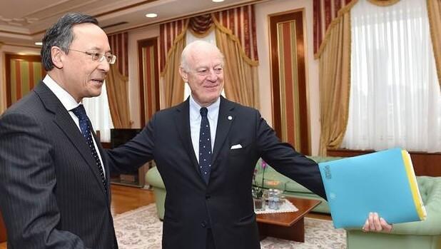 BM'den 'Astana' açıklaması